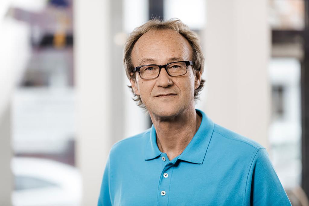 Zahnarzt Düren - Team - Portrait von Raimund Penner