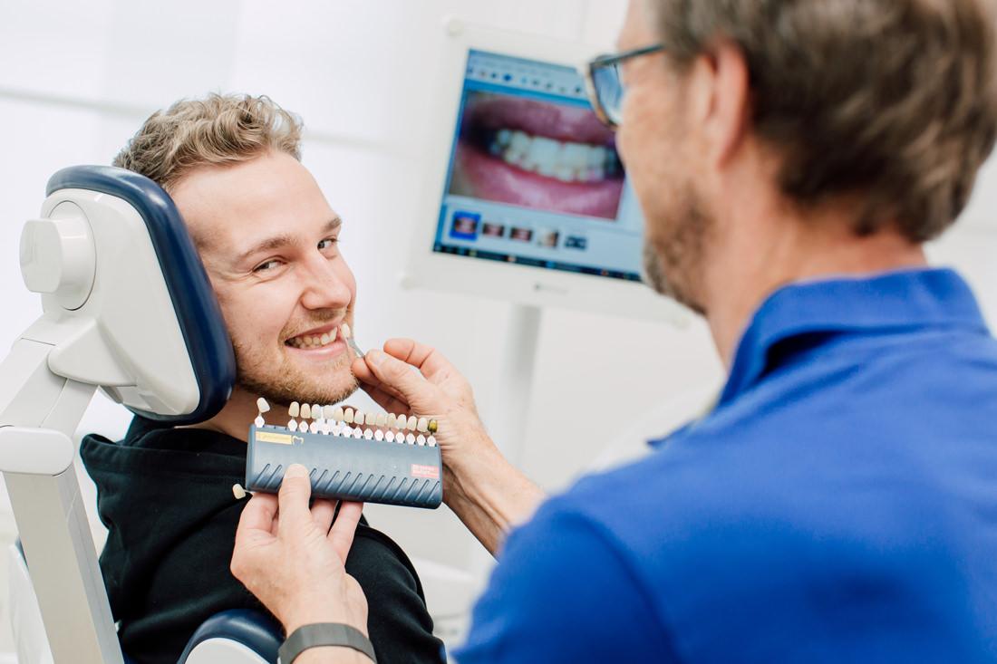 Zahnarzt Düren - Penner - Leistungen - Ästhetische Zahnheilkunde