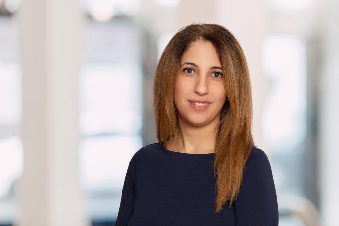 Zahnarzt Düren - Team - Portrait von Dilek Öndemir