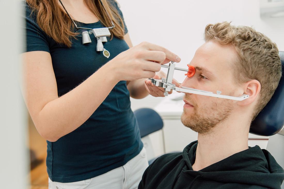 Zahnarzt Düren - Penner - Leistungen - Kiefergelenkdiagnostik